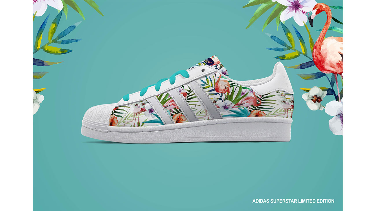 adidas_limited_edition_by_sara_gionetti_brand_graphic_design_fashion_costum_shoes_illustration_flamingo