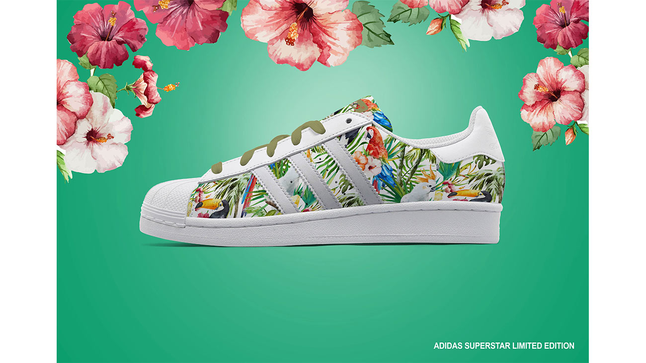 adidas_limited_edition_by_sara_gionetti_brand_graphic_design_fashion_costum_shoes_illustration_flower