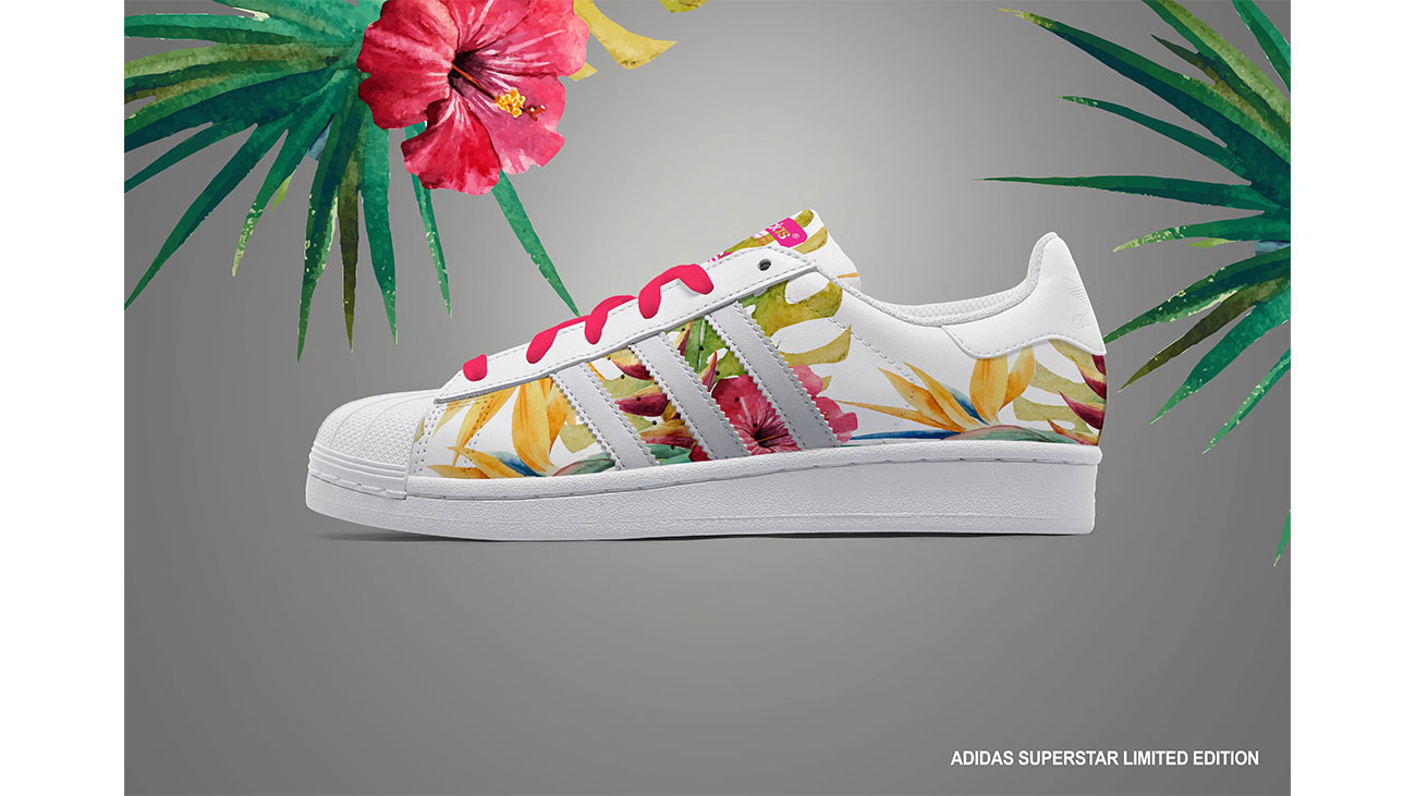 adidas_limited_edition_by_sara_gionetti_brand_graphic_design_fashion_costum_shoes_illustration_flower_summer