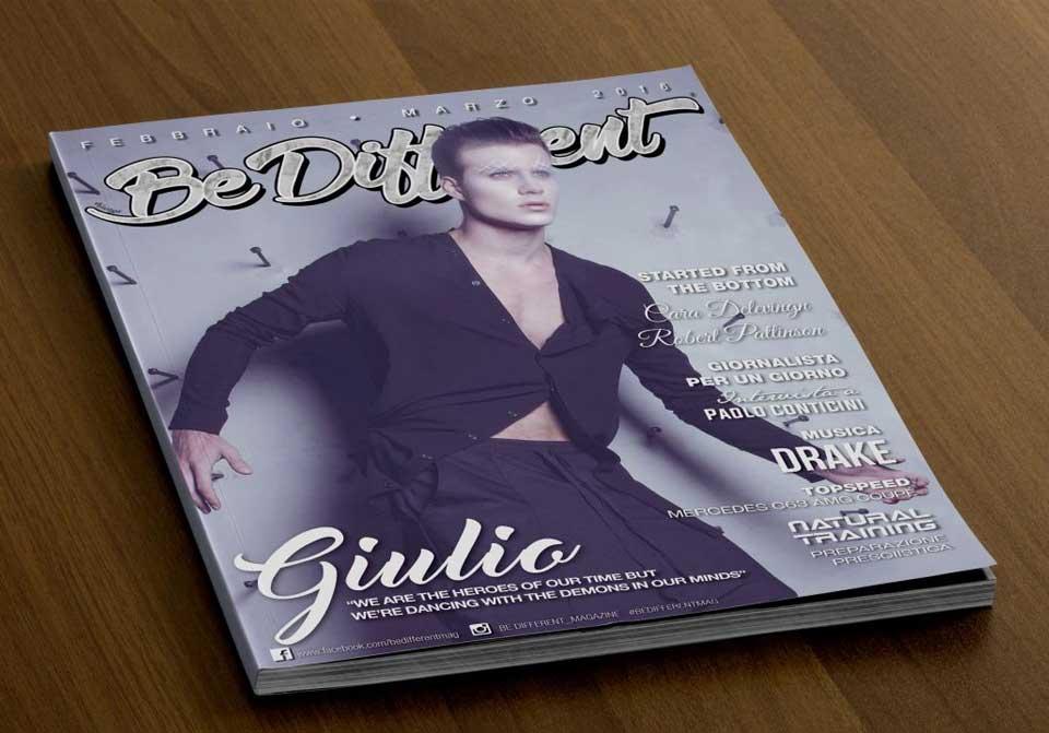 be_different_magazine_cover_graphic_design_editorial_roma_grafica_editoriale_1