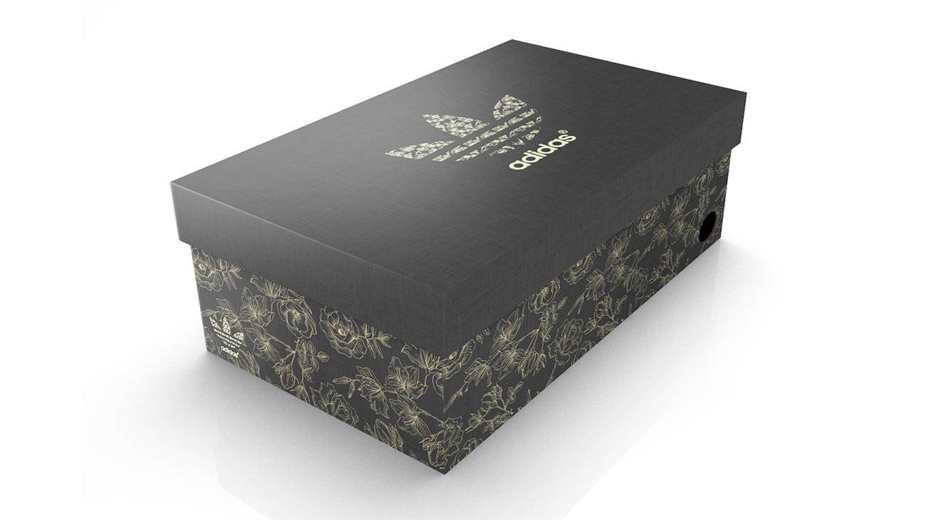 box_produt_design_texture_adidas_sport_shoe